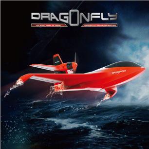 Avion Dragonfly V2 PNP de Joysway