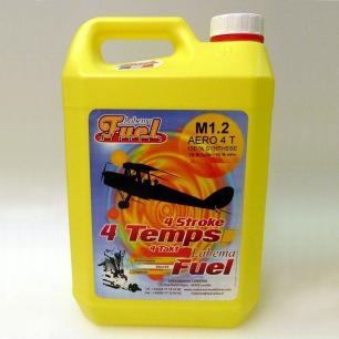 Carburant LABEMA M1.2 AERO 4T 10% Nitro - 5 Litres