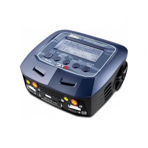 Chargeur Duo D100 V2 AC/DC de SkyRC