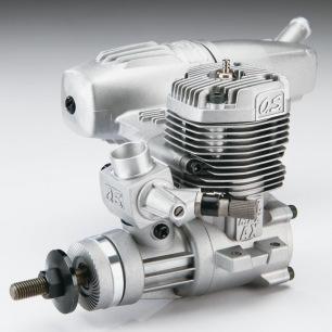 Moteur OS 46 AX II - 2T - 7.5cc