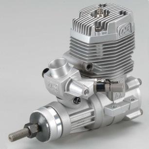Moteur OS 55 AX II - moteur 2 Temps - 9cc