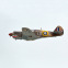 Avion P-40C Tomahawk 60cc ARF de Black Horse