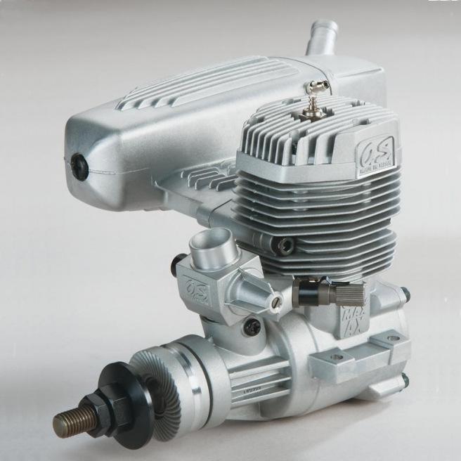 Moteur OS 95 AX - moteur 2 Temps 15.55cc