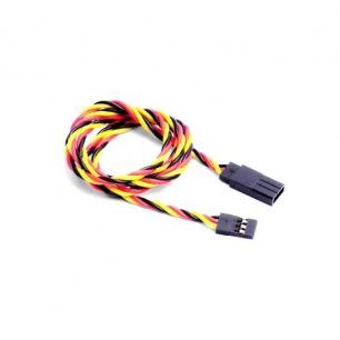 Rallonge cordon de servo JR de 150 à 1000mm (Silicone)