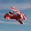 Biplan Pitts S-2B 50-60cc ARF de Hangar 9