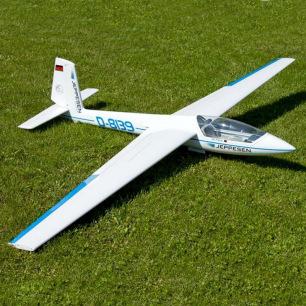 Planeur SWIFT S1 De Luxe Jeppesen de TopModel cz - env 3.14m