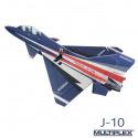 Kit jet J-10 Indoor Edition de Multiplex