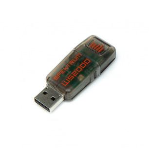 Simulateur USB sans fil WS200 de Spektrum