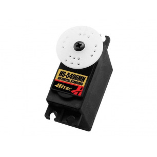 SERVO Hitec HS-5496MH - digital - High Voltage