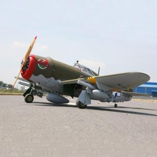 P-47 Razorback Giant Scale 50-61cc ARF de Seagull
