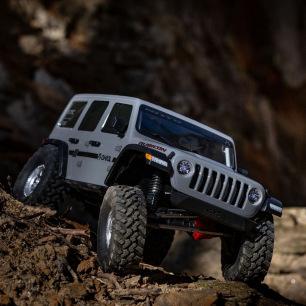 Crawler SCX10 III Jeep JLU Wrangler RTR - AXIAL