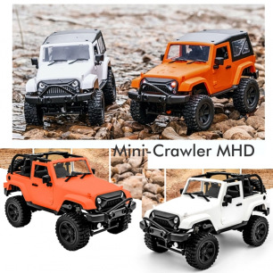 Mini-Crawler 4WD 1/14 de MHDPRO