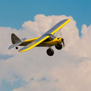 Avion Carbon Cub S 2 1.3m RTF with SAFE HobbyZone