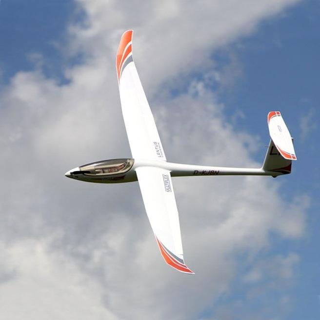 Motoplaneur Lentus Thermik de Multiplex