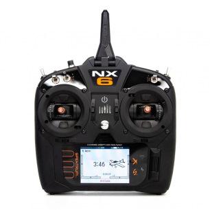 Radio Spektrum NX6 avec ou sans récepteur 6 voies