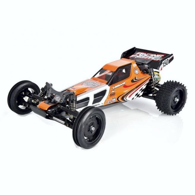 Buggy X-SA Racing Fighter ARTR de Tamiya avec équipements