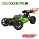 Buggy RADIX 4 XP - 1/8 EP RTR - Brushless Power 4S de Team Corally