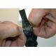 Gaine extensible noire 8 et 10 mm de A2Pro