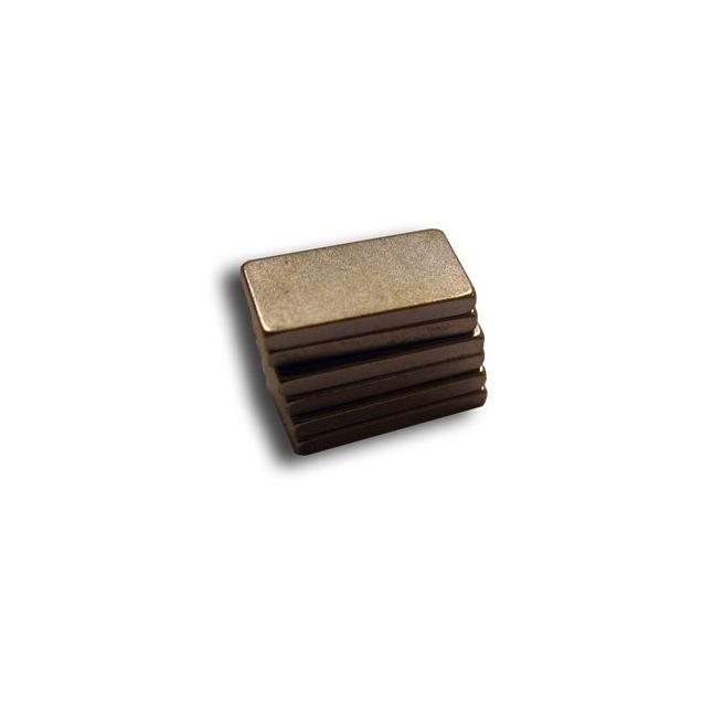 Aimants rectangulaires 12 x 6mm de A2PRO