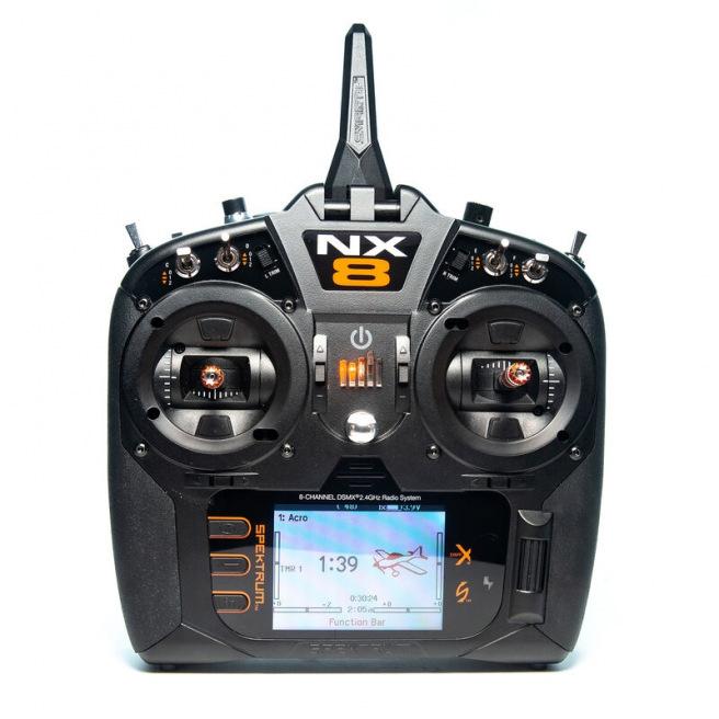 Radio NX8 8 voies DSMX Spektrum