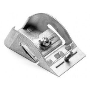 Mini rabot en métal pour balsa