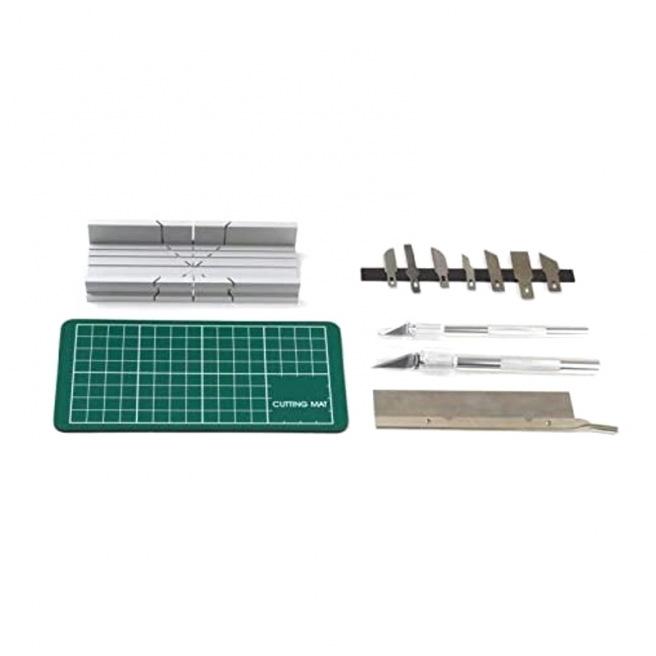 Set d'outils de découpe Artesania Latina