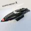 Combo bateau Super Mono X V2 Brushless RTR de Joysway