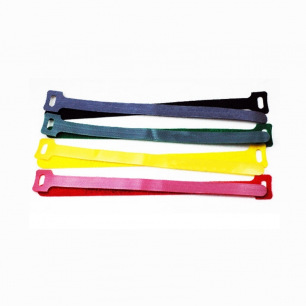 Sangle VELCRO Robbe – 13 x 160mm – Couleurs assorties
