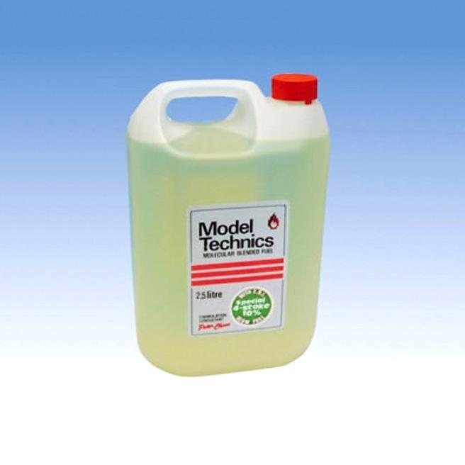 Carburant Spécial 4-Temps 10% nitro - Model Technics