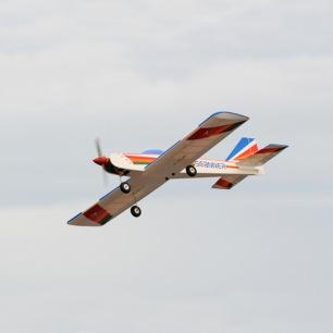 Avion sport Scanner 46-55 ARF - Phoenix Model