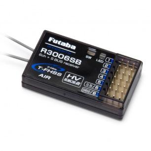 Récepteur Futaba R3006SB 2.4GHz T-FHSS - HV / SBUS2
