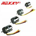 Moteurs Brushless ROXXY - diamètre 28 à 63 mm - LiPo 2 à 12S