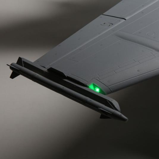 F-18 80mm EDF BNF Basic avec AS3X de E-F