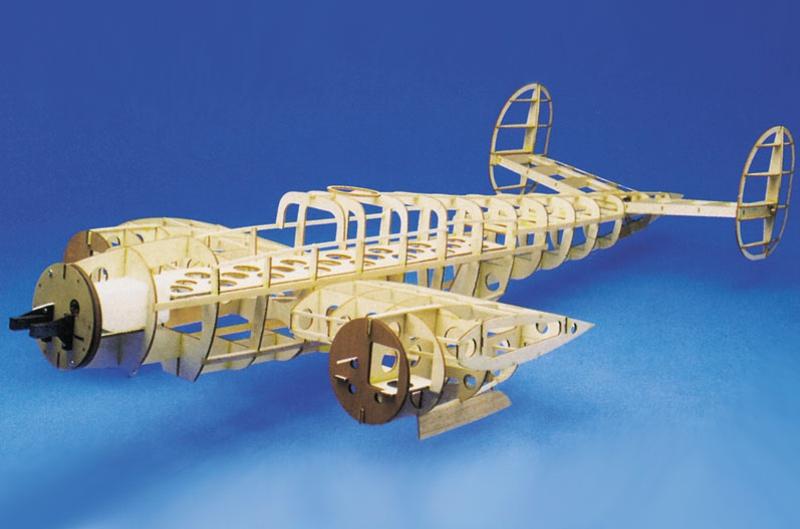 Trimoteur Cant-Zeta biderive en kit de M