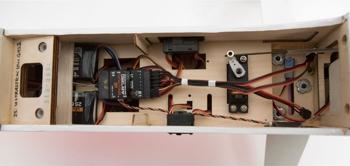 Ultra Stick 10cc ARF de Hangar 9_électr