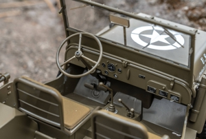 Jeep Willys 1-12 MB Scaler RTR de RocHob